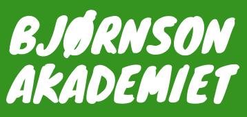 Bjørnson akademiet logo